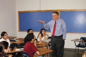 ATC_students_at_orientation_session_with_Prof._John_Nichols