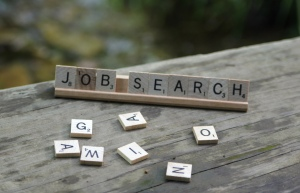 job search game board